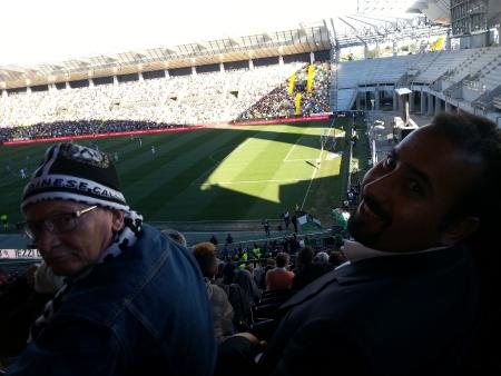 Domenica allo stadio 2015